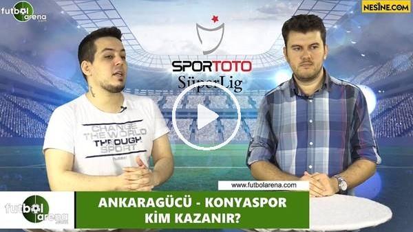 'Ankaragücü - Konyaspor maçını kim kazanır?