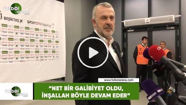 """Ahmet Ürkmezgil: """"Net bir galibiyet oldu, inşallah böyle devam eder"""""""