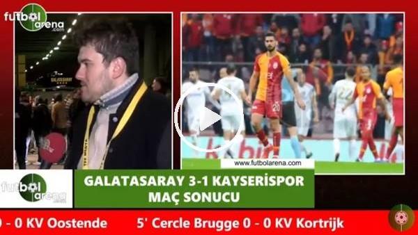 "'Sinan Yılmaz: ""Galatasaray adına kötü bir karşılaşma"""