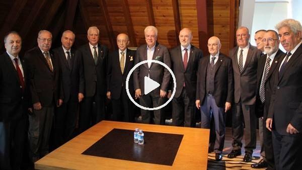 'Şampiyon kulüplerin divan başkanları Bursa''a buluştu