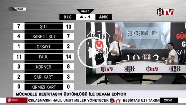 Ljajic'in golünde BJK TV spikerleri