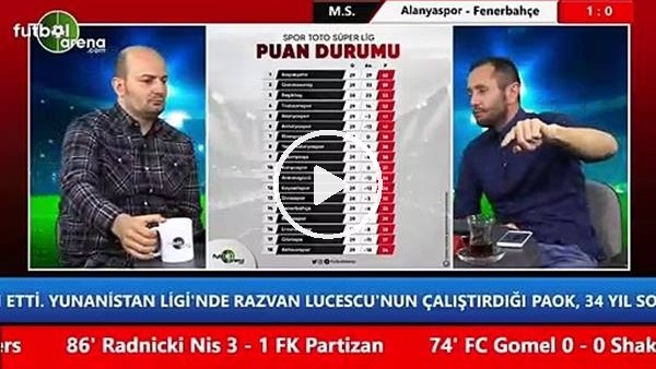 """'Aydın Cingöz: """"Şu Fenerbahçe ve Ersun Yanal'ı gören biri """"Fener Ol"""" kampanyasına destek verir mi?"""""""