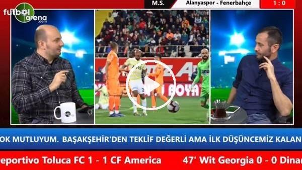 """'Senad Ok: """"Ersun Yanal kendine pay çıkarmasın, Kadıköy atmosferi maçları kazandırdı"""""""