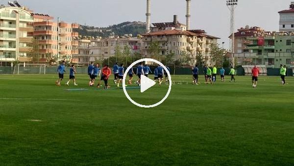 'Aytemiz Alanyaspor'da Kayserispor maçı hazırlıkları