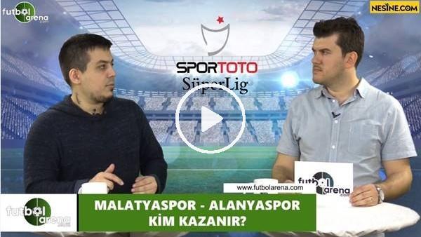 'Yeni Malatyaspor - Aytemiz Alanyaspor maçını kim kazanır?