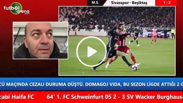 """'Çağdaş Sevinç: """"Burak Yılmaz 3 sarı kartını Ankaragücü maçına taşıdı"""""""