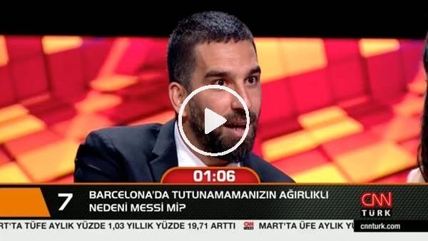 """'Arda Turan: """"Barcelona'dan kendim ayrıldım"""""""