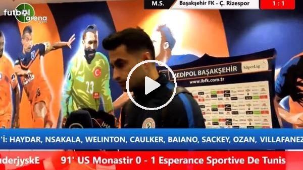 'Gökhan Akkan'dan penaltı açıklaması