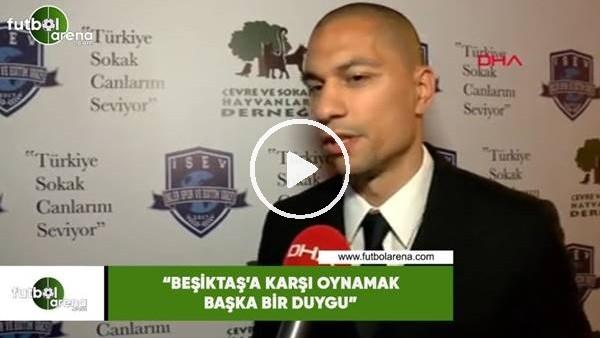 """Gökhan İnler: """"Beşiktaş'a karşı oynamak başka bir duygu"""""""