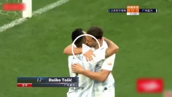'Tosic'in golü farka engel olamadı