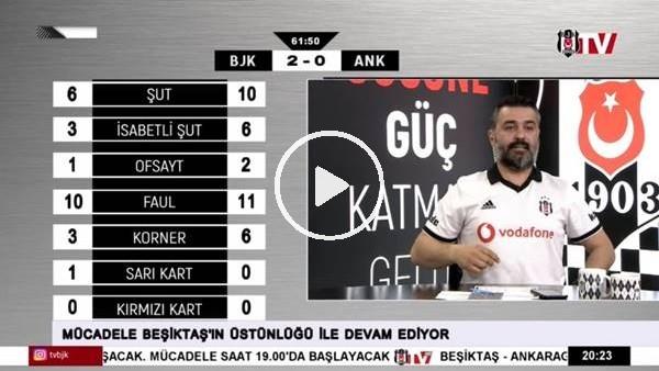 Burak Yılmaz'ın penaltı golünde BJKTV spikerleri