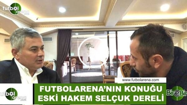 """'Selçul Dereli: """"Göksel Gümüşdağ futbolu perde arkasından yöneten adam"""""""