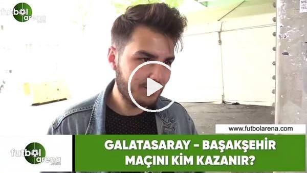 Galatasaray - Başakşehir maçını kim kazanır?