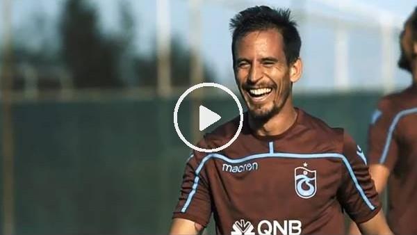 """'Trabzonspor'dan Joao Pereira paylaşımı! """"Yüreğiyle oynayan adam"""""""