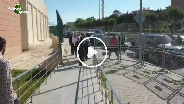'Aziz Yıldırım, 3 Temmuz Davası için Silivri'de