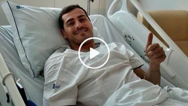 Casillas kalp krizi geçirdi