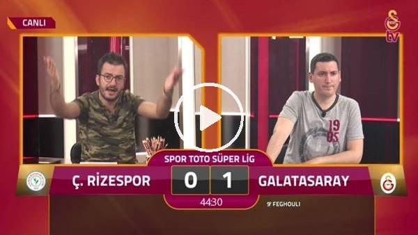 Vedat Muriqi'n golünde GS TV spikerleri