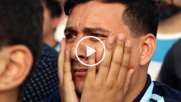 'Adana'da kısa süreli sevinç yerini gözyaşına bıraktı