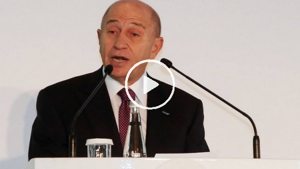 'Nihat Özdemir, TFF Başkanlığı'na adaylığını açıklıyor - Canlı Yayın