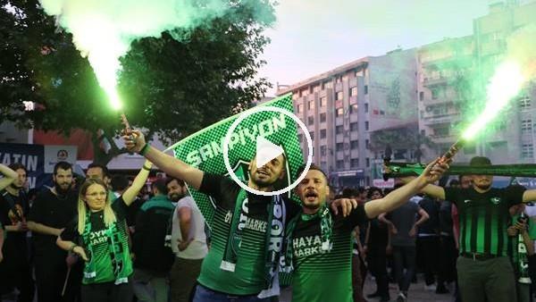 'Denizli'de Süper Lig sevinci