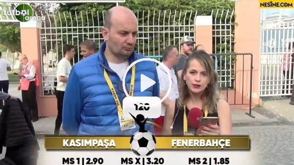 Kasımpaşa - Fenerbahçe maçı Nesine'de!