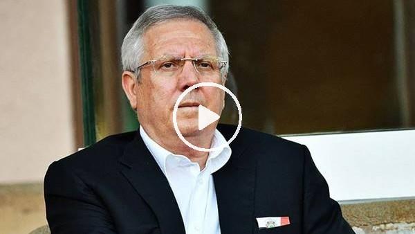 'CANLI - Aziz Yıldırım, 3 Temmuz Davası duruşmasının ardından açıklamalar yapıyor
