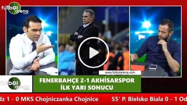 """Cenk Özcan: """"Fenerbahçe defansıın yaptığı her hata gol oluyor"""""""