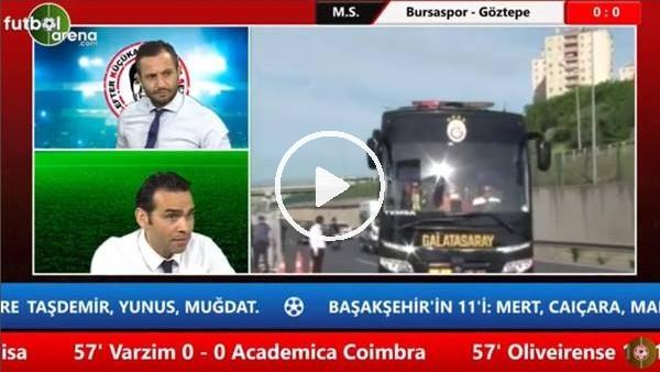 """'Cenk Özcan: """"Galatasaray'da darbeler hariç sakatlıklar olmadı bu çok önemli"""""""