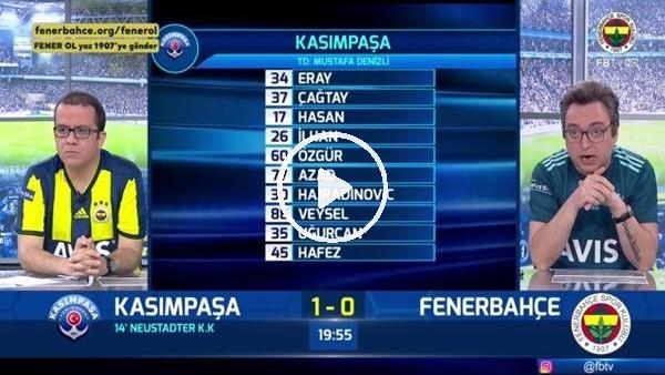 Elif Elmas'ın golünde FB TV spikerleri
