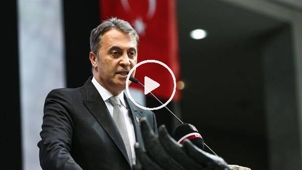 'Fikret Orman, Kulüpler Birliği'nin iftar programında konuştu