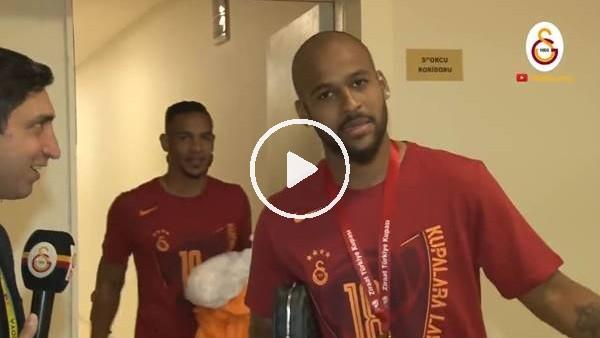 Galatasaraylı futbolcuların eğlenceli anları