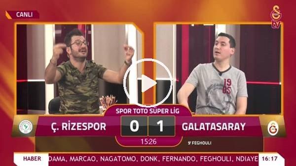 GS TV'de maç saati üzerinden Fenerbahçe'ye gönderme