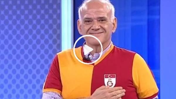 'Ahmet Çakar, Galatasaray forması giydi