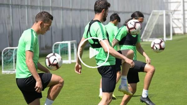 'Konyaspor'da Trabzonspor maçı hazırlıkları