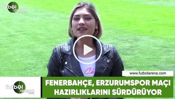 'FutbolArena, Fenerbahçe idmanında