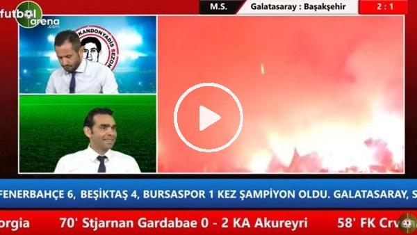 """'Cenk Özcan: """"Cüneyt Çakır maçın üstesinden çok iyi geldi"""""""