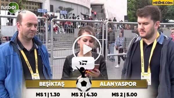 Beşiktaş - Aytemiz Alanyaspor maçı Nesine'de!