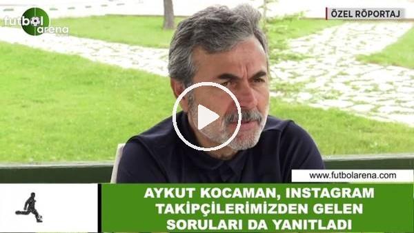 """'Aykut Kocaman: """"Hayatımı samimiyet üzerine inşa etmeye çalışıyorum, Konya'da bunun karşılığını buldum"""""""