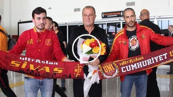 'Şampiyon Galatasaray Sivas'ta