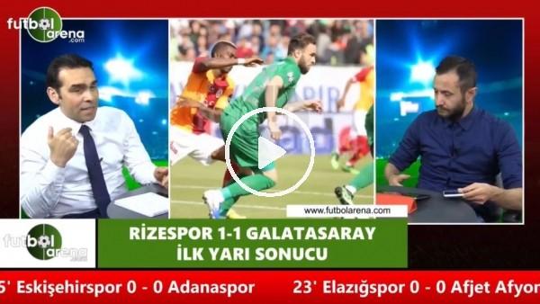 """Cenk Özcan: """"Hakem penaltı atışını tekrar ettirmeliydi"""""""