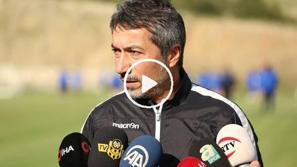"""'Ali Ravcı: """"Süper Lig'i ilk 5'te tamamlamak istiyoruz"""""""