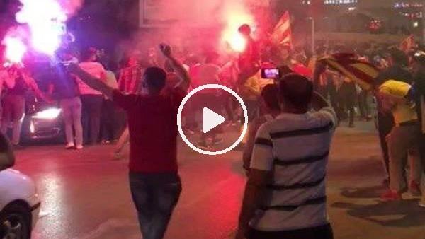 'Yeni Malatyaspor'da Avrupa Ligi sevinci