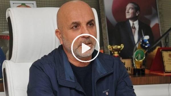 'Hasan Çavuşoğlu'dan Sergen Yalçın açıklaması! Beşiktaş istedi mi?