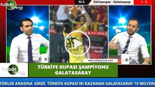 """Aydın Cingöz: """"Akhisarspolu futbolcular abartıı tepki verdi"""""""