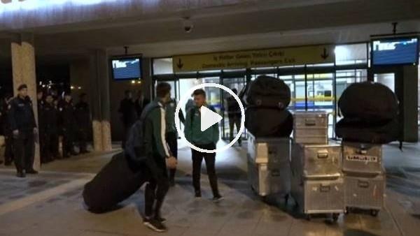 Bursasporlu futbolcular için yoğun güvenlik önlemleri alındı