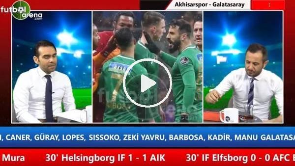 """Cenk Özcan: """"Akhisarspor kazanırsa 2. ligde iyi kadro kurar, onlar açısından çok önemli"""""""