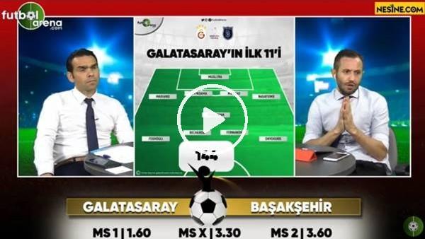 'Galatasaray - Başakşehir TEK MAÇ Nesine'de!