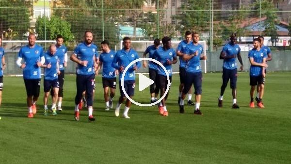 'Aytemiz Alanyaspor'da Başakşehir maçı hazırlıkları
