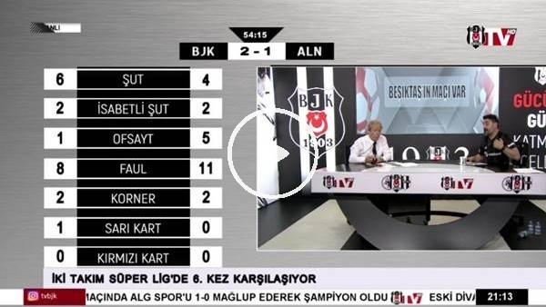 Quaresma'nın golünde BJK TV spikerleri