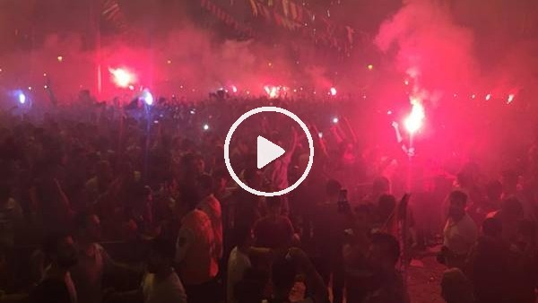 'Gaziantep'te Süper Lig sevinci